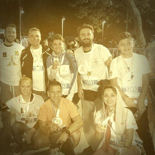 5ος Διεθνής Νυχτερινός Ημιμαραθώνιος Θεσσαλονίκης