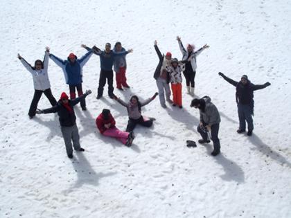 Χειμερινή εκδρομή στη Νάουσα 2013