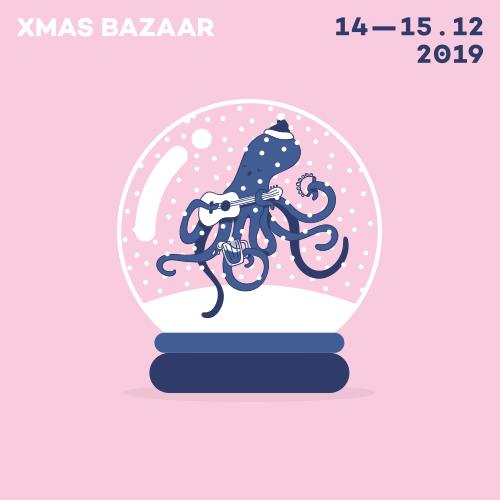 (Ελληνικά) Χριστουγεννιάτικο Bazaar 2019